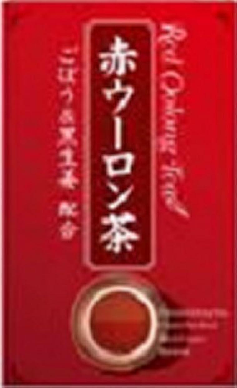 説明的柔らかい保育園赤ウーロン茶 3.0g*20包