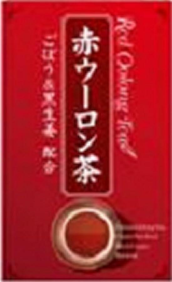 神話するだろう汚れた赤ウーロン茶 3.0g*20包