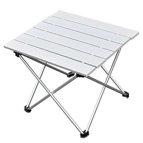 NOT Home アウトドア テーブル 折りたたみ 軽量 アルミ BBQ テーブル ウルトラライト アウトドア フォールディング (S)