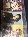 宝塚 美弥るりか 9枚セット(舞台写真 4枚、スチール 2枚、ポストカード 1枚,グラフポートセット 2枚)