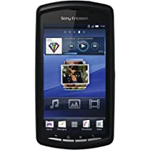 OtterBox docomo Xperia PLAY SO-01D / R800i Commuter Case with Screen Protector, Black オッターボックス コミューター・ケース (液晶保護シートつき) ブラック SON4-XPLAY-E1-E4OTR