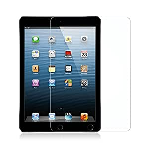 Nimaso iPad Pro 9.7 / Air2 / Air / New iPad 9.7インチ(2017年新型) 用 フィルム 日本製素材旭硝子製 強化ガラス 液晶保護フィルム 高鮮明 防爆裂 スクラッチ防止 気泡ゼロ 指紋防止対応 硬度9H