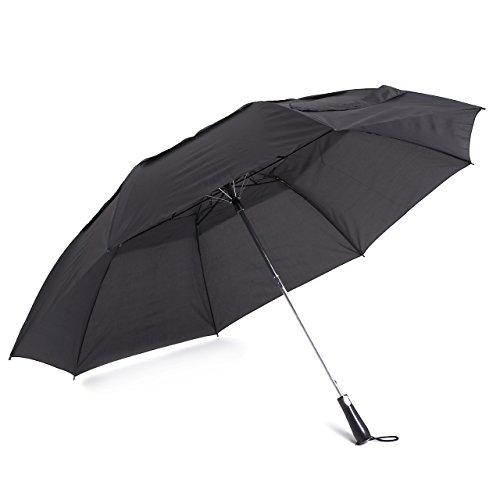 折りたたみ傘(ワンタッチ開式)直径117cm【急な雨にも対応...
