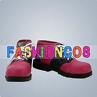 ★サイズ選択可★女性22CM UA0299 カゲロウプロジェクト シンタロー 如月 伸太郎 きさらぎ しんたろう コスプレ靴 ブーツ