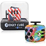 Fidget Cube for Teen Fidget Cube ADHD Fidget Cube Fidget Twisty Cube Fidget Cube Relieves Squ eeze Fun Stress Reliever Anxiet