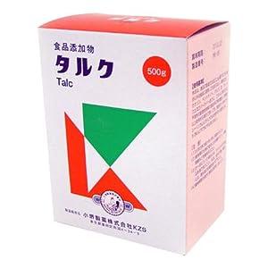 タルク(食添) 500g