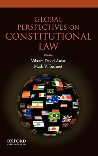 Download Global Perspectives on Constitutional Law (Global Perspectives Series) 0195328108