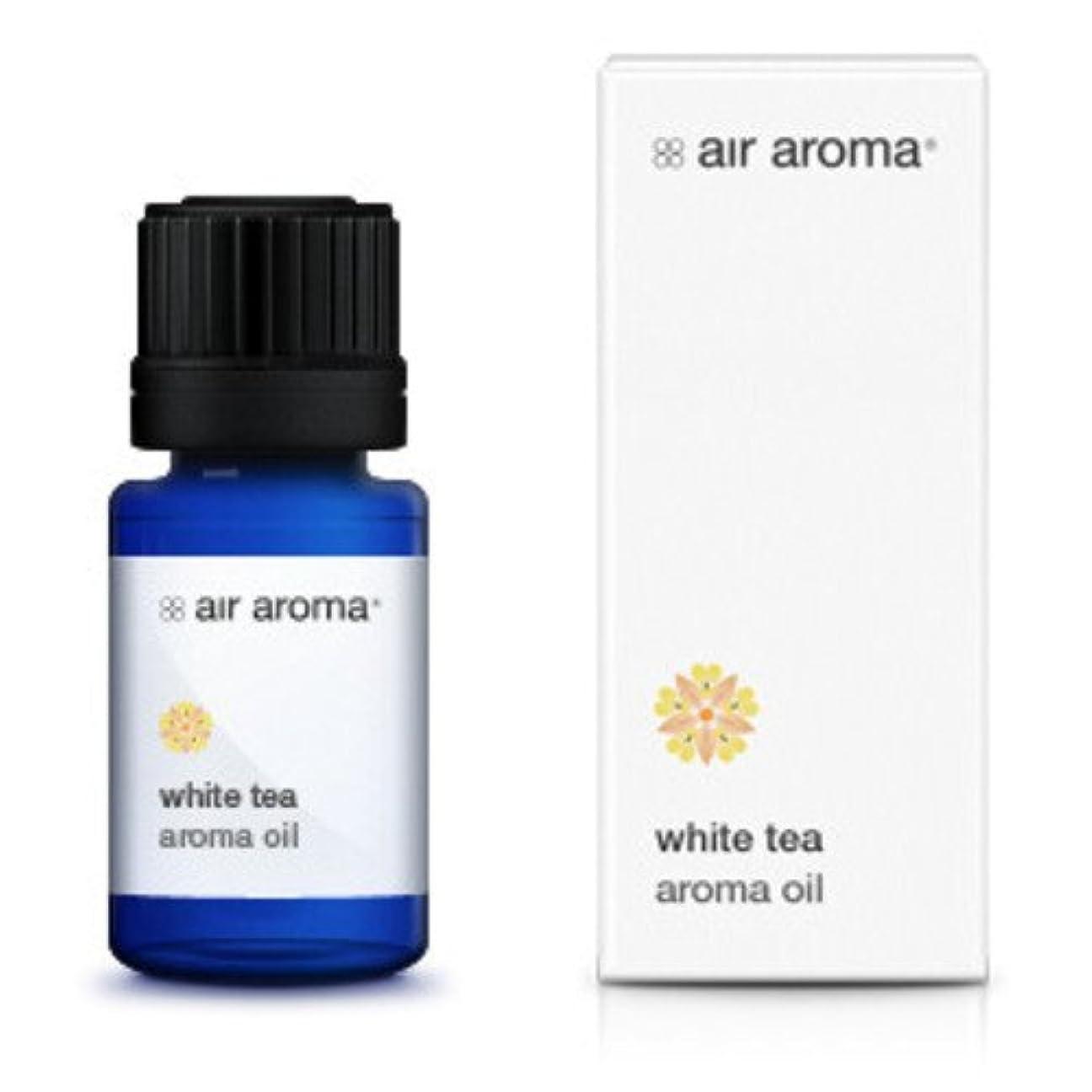 疑い者控えめな自分を引き上げるエアアロマ White Tea (ホワイトティー) 250ml [並行輸入品]
