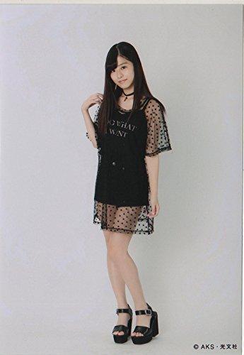 AKB48 じゃんけん大会公式ガイドブック2016  特典 生写真 月足 天音