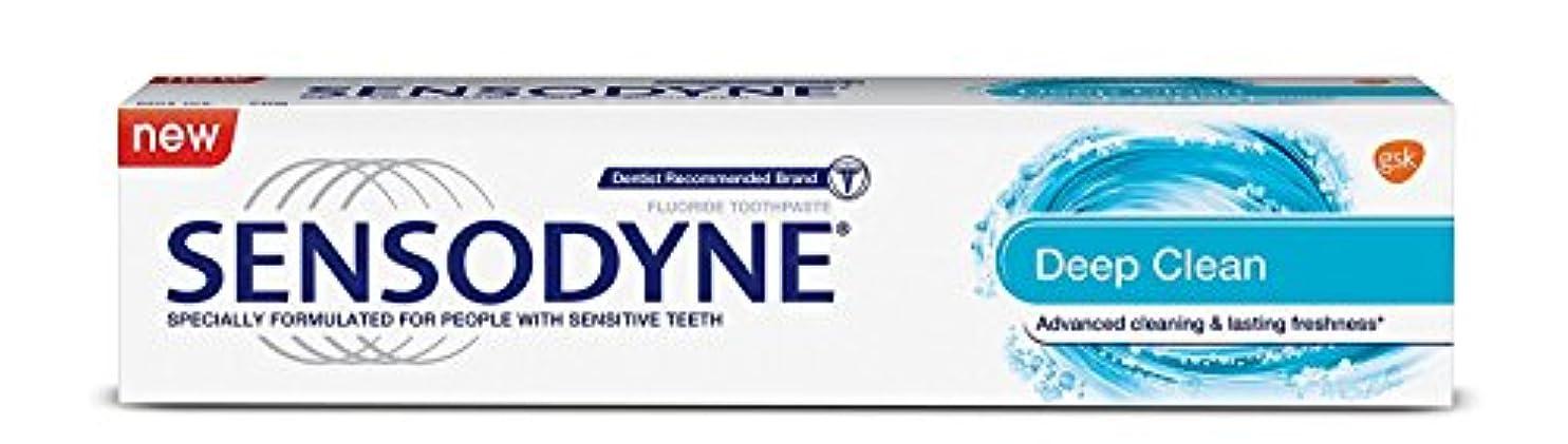 雪のネーピアキャッシュSensodyne Sensitive Toothpaste - Deep Clean, 70g