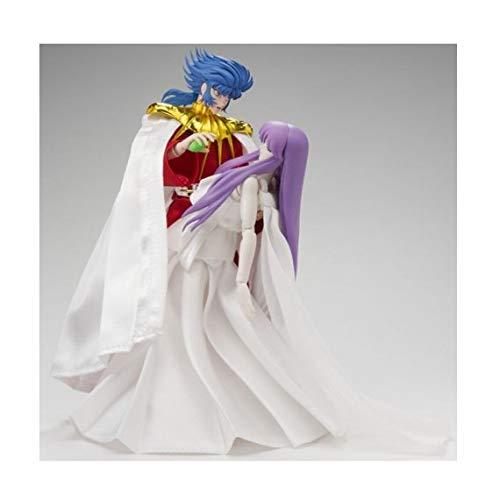 聖闘士聖衣神話 聖闘士星矢 真紅の少年伝説 太陽神アベル & 女神アテナ 真紅の少年伝説メモリアルセット (フィギュア2点)