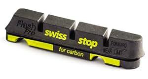 SWISS STOP(スイスストップ) FLASH PRO BLACK PRINCE カーボンリム用 ブレーキシュー