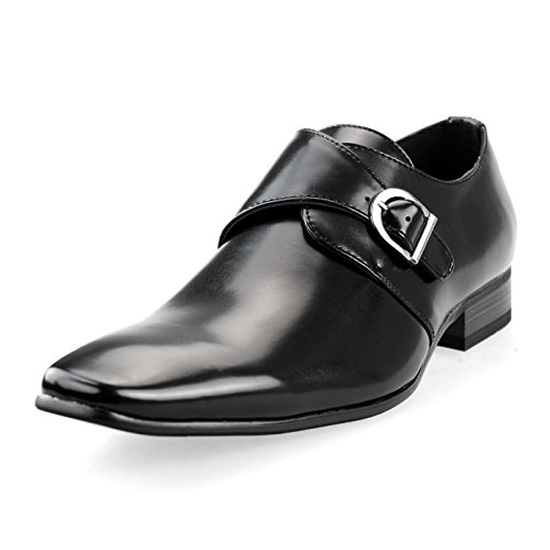 免除する瞑想する可能性[エムエムワン] MM/ONE ドレスシューズ ポインテッドトゥ レースアップ メンズ 紳士靴 【AZ274B】 全3色 ブラック ブラウン ダークブラウン