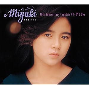 杉浦幸 30TH ANNIVERSARY コンプリートCD+DVD BOX