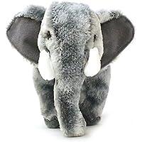ダグラス社 動物のぬいぐるみ ゾウ