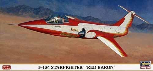 1/72 F-104スターファイター レッドバロン