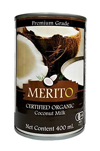 メリト オーガニックココナッツミルク 400ml ×2個