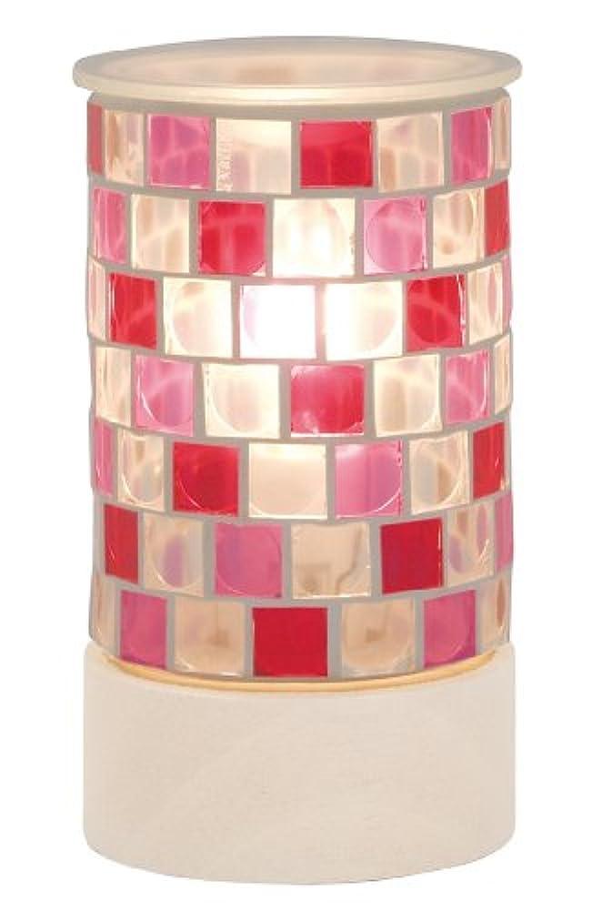 長方形サミットコインキシマ トリコ アロマランプ Pink KL-10193
