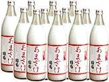 国菊 甘酒(あまざけ) / 株式会社篠崎 900ml×12本セット