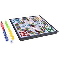 Blesiya ギフト 磁気 古典的 チェスボード 子ども遊び用 飛行 折り畳み可能
