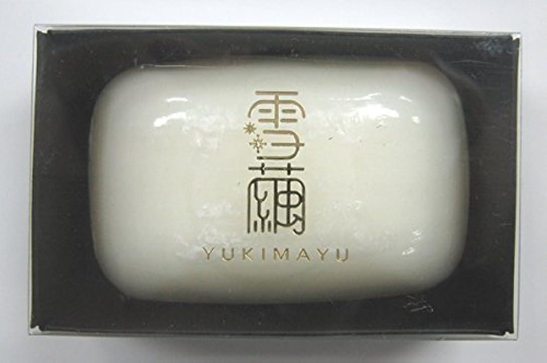 メロンスリル印象的なフジセイ 雪繭トリートメントソープ 50g FQY033