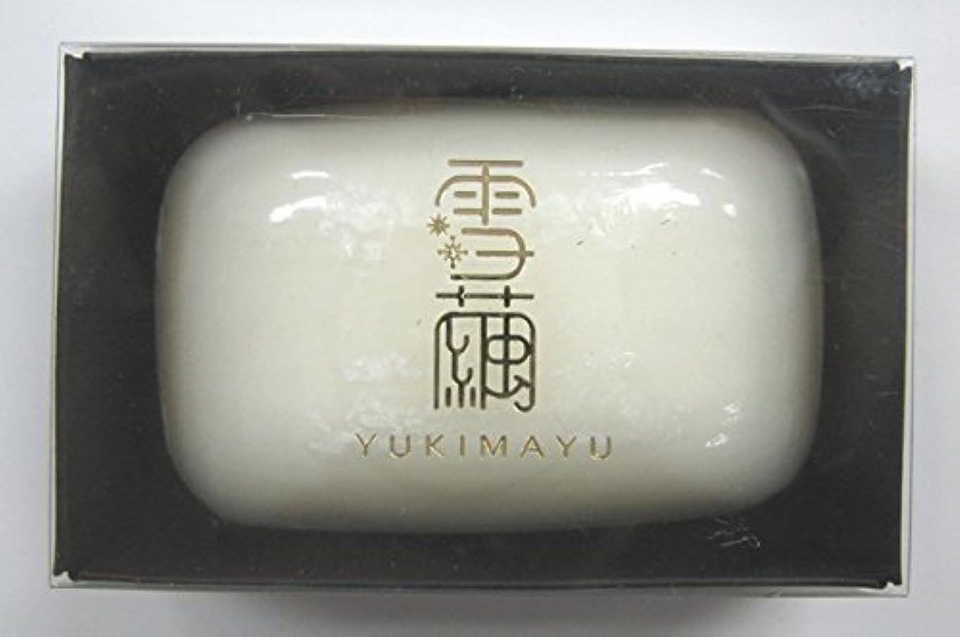受賞アジア質素なフジセイ 雪繭トリートメントソープ 50g FQY033