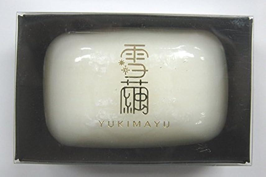 厳密に収まる退屈させるフジセイ 雪繭トリートメントソープ 50g FQY033