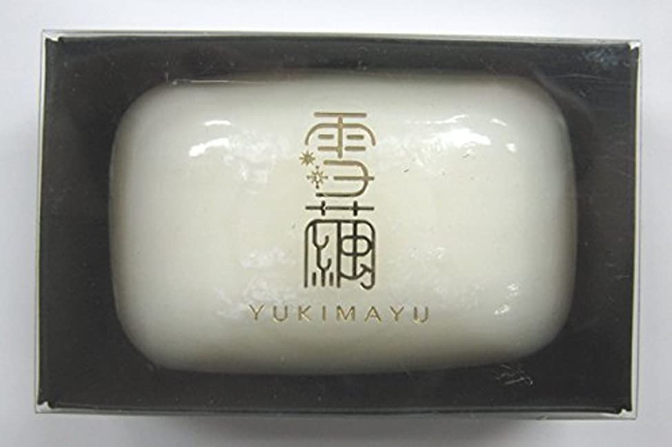 製造業文芸ほこりっぽいフジセイ 雪繭トリートメントソープ 50g FQY033