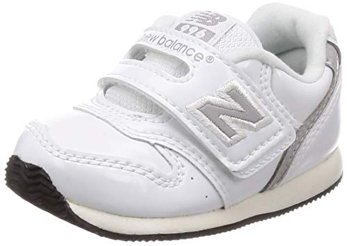 a31692bc1425c [ニューバランス] ベビーシューズ FS996 / IV996 / IZ996(現行モデル) 運動靴 通学履き 男の子 女の子  15_エナメルホワイト(GWH) 14.5 cm 大人気の「996」INFANTモデル ...
