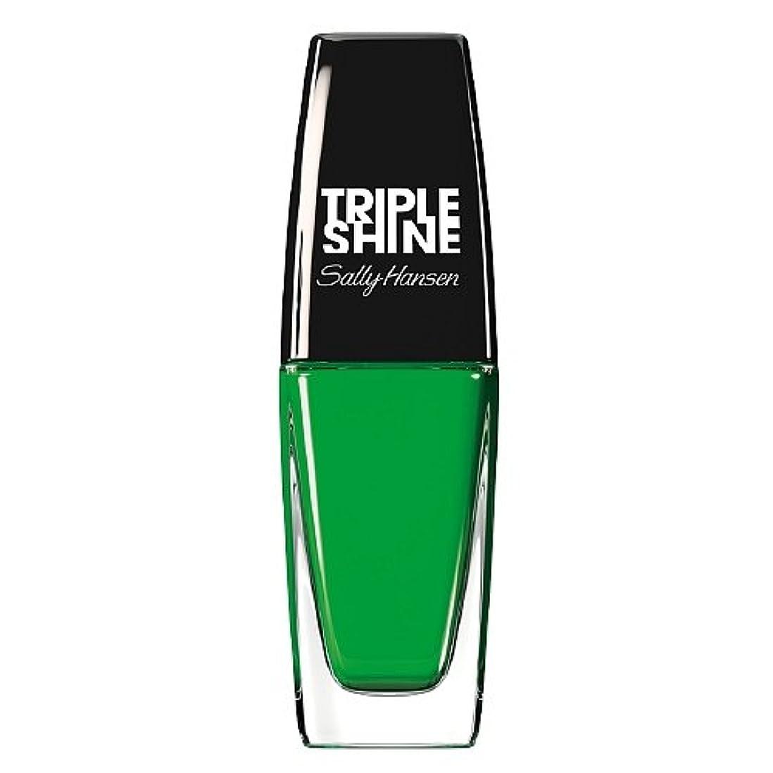ビバ連鎖シガレットSALLY HANSEN Triple Shine Nail Polish - Kelp Out (並行輸入品)