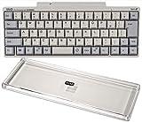 PFU HHKB Professional HYBRID Type-S 日本語配列/白、キーボードルーフ(クリアー)付 PD-KB820WS-KBRFHHC