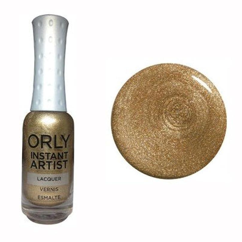 ORLY インスタントアーティスト ソリッドゴールド 9ml(27111)