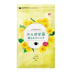 たんぽぽ茶 清らかブレンド ポット用 ティーバッグ 30個入 ノンカフェイン ティーライフ