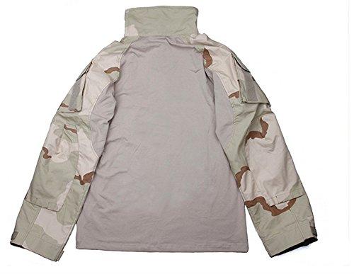 TMC AisanサイズSeals DEVGRU gen3CombatミリタリータクティカルシャツUS Army DCU Camo