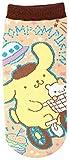 [ジェイズプランニング] カジュアルソックス キャラクターソックス レディース オレンジ サイズ:大人用(22-24) cm