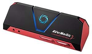 AVerMedia Live Gamer Portable 2 AVT-C878 ゲームの録画・ライブ配信用キャプチャーデバイス DV422