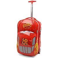 Cars Lightning McQueen Hard Shell 19 Inch Suitcase