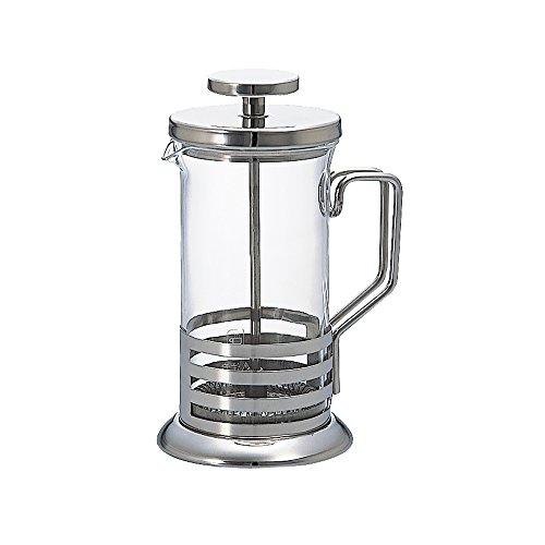 HARIO (ハリオ) ハリオール ブライト コーヒー & ティー フレンチ プレス 2杯用 THJ-2SV