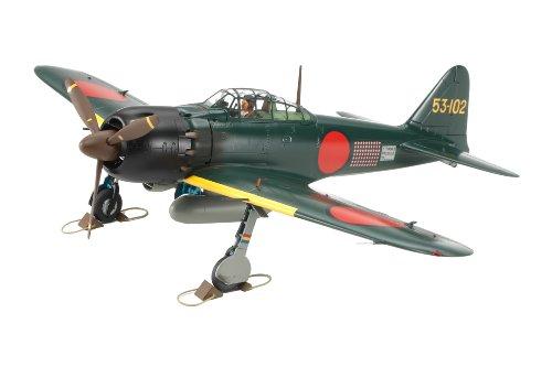 マスターワークコレクション No.75 1/48 三菱 零式艦上戦闘機五二型 53-102号機 完成品 21075