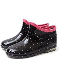 [アキリコ] akiriko レインブーツ 防水 一体形成 長靴 ショート キッズサイズ
