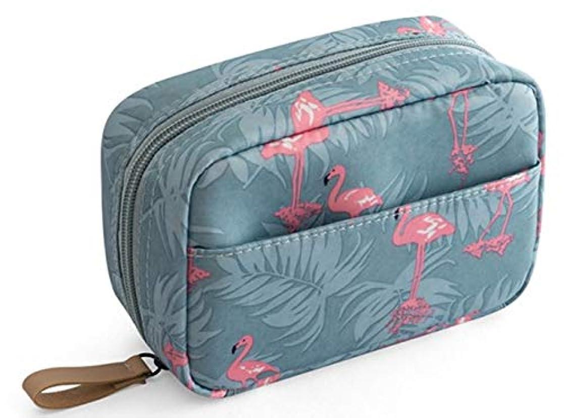 数字損失有名なL&L 化粧ポーチ メイクポーチ 化粧品収納 化粧バッグ 機能的 大容量 防水 小物入れ 出張 旅行 メイク ブラシ バッグ