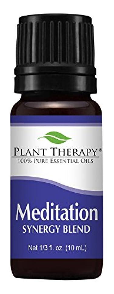 分注するけん引ドキュメンタリーMeditation Synergy Essential Oil Blend. 10 ml. 100% Pure, Undiluted, Therapeutic Grade. (Blend of: Ylang-ylang...