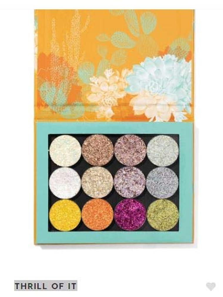ナット寄付終了するカラーポップ ColourPop THRILL OF IT アイシャドウ eyeshadow