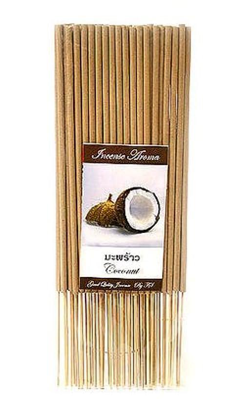 も提案するリーンタイのお香 スティックタイプ [ココナッツ] インセンスアロマ 約50本入り アジアン雑貨
