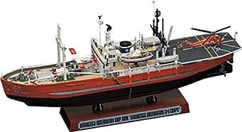 1/350 海上保安庁 南極観測船 宗谷 第三次南極観察隊 プラモデル Z23