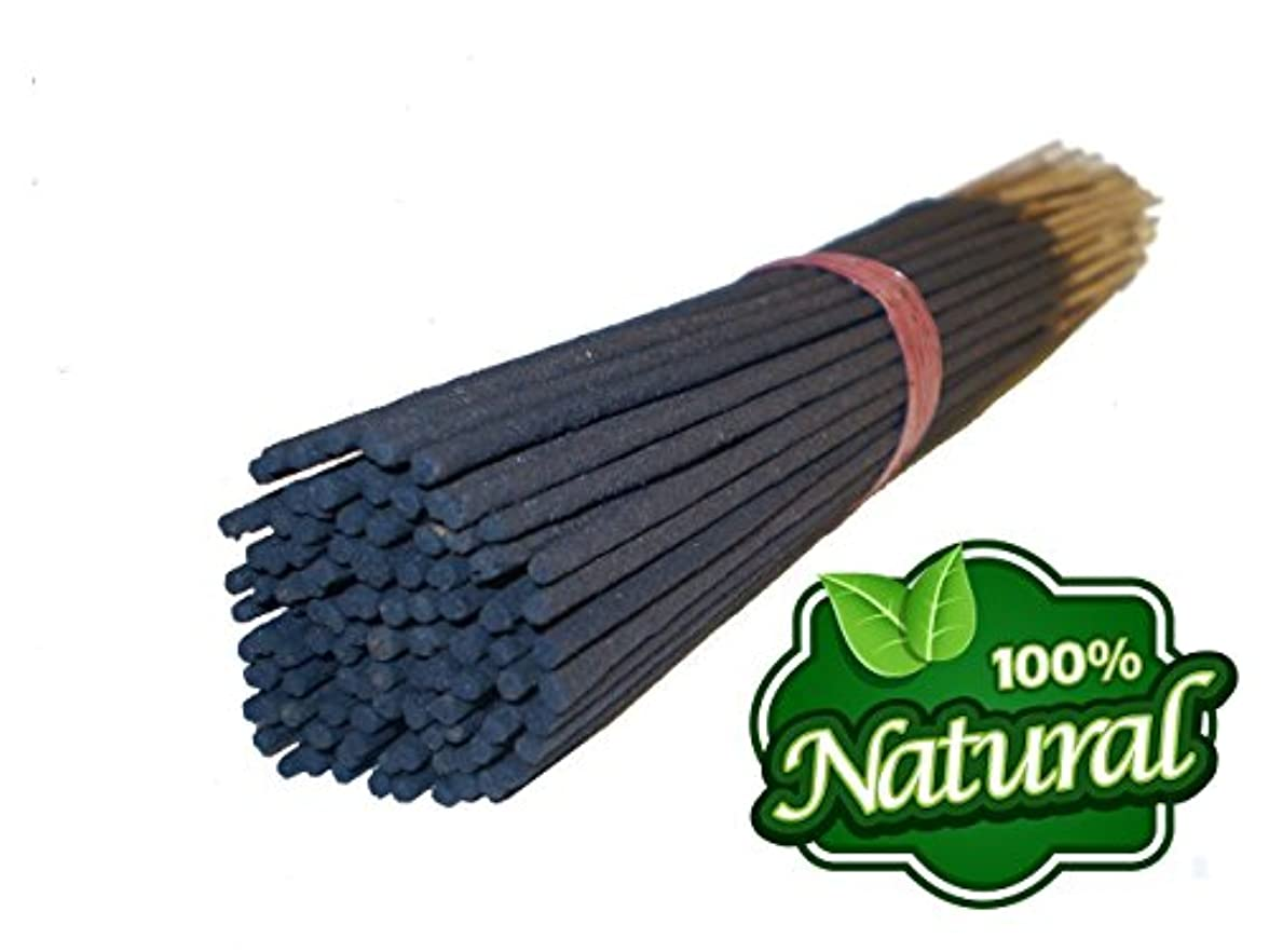トリクルプライム努力(ブレス?インターナショナル) Bless International 100%ナチュラル線香 ハンドメイド 手作業で浸漬 最高の木の香り 100本パック