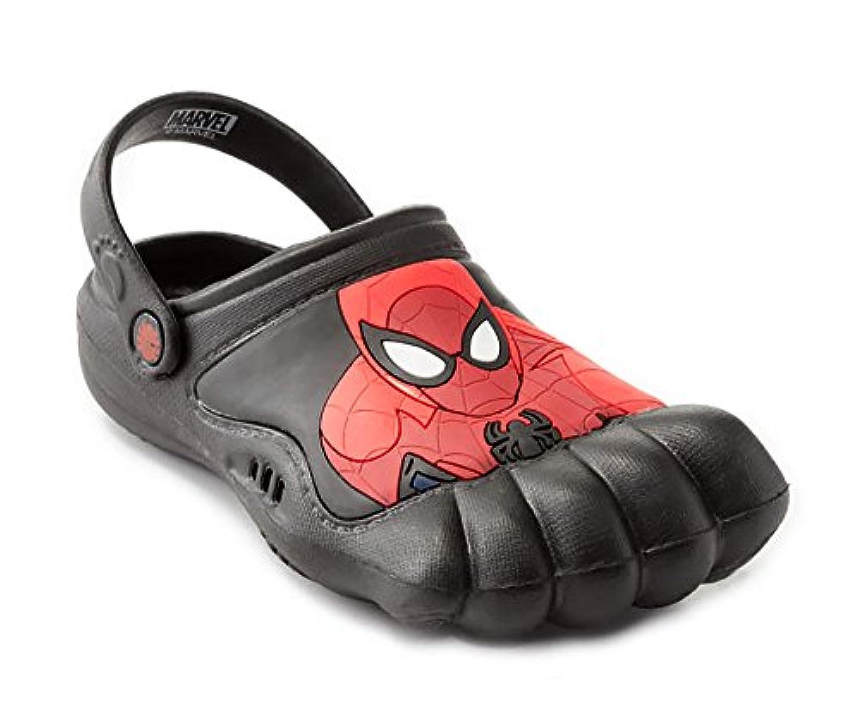 Spider-Man ボーイズ US サイズ: M カラー: ブラック