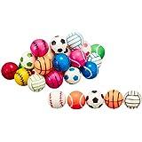こどもクラブ スーパーボール スポーツミックス 27㎜ 100個入 0180144 76057