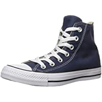 Converse Chuck Taylor All Star Unisex Sneakers, Navy, 9 US