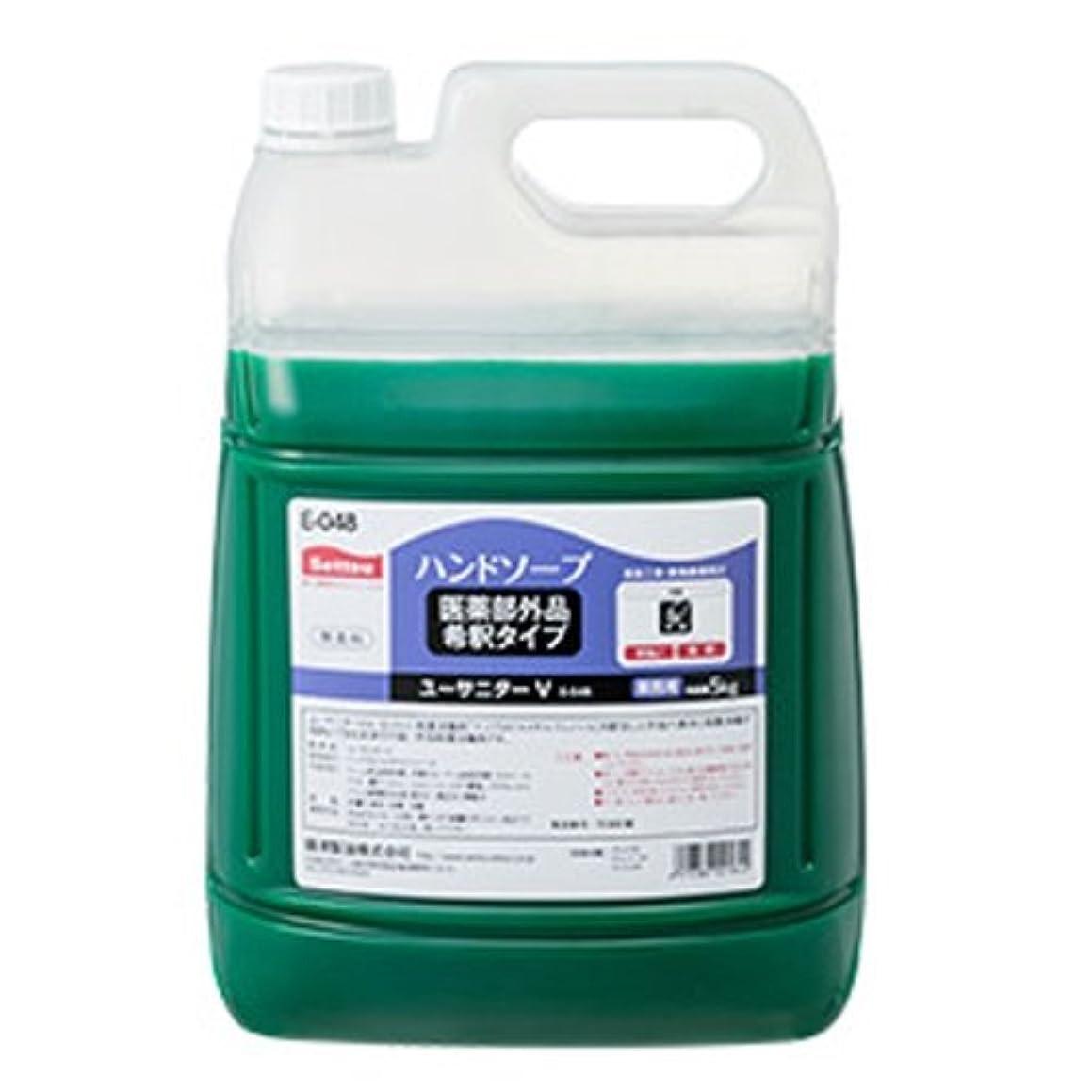 感性資格寝室を掃除する【ケース販売】摂津製油 ユーサニターV 5㎏×3個